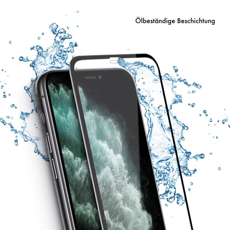 Casecentive 3D Full Cover Glas Displayschutzfolie iPhone 11