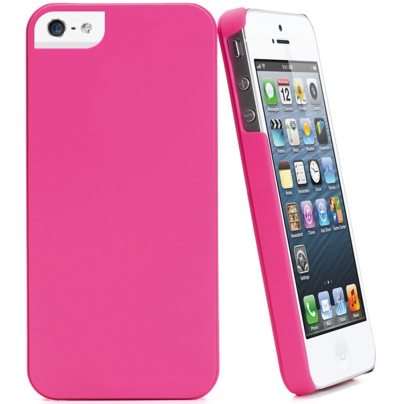 Muvit iGum Case iPhone 5 / 5S / SE Pink