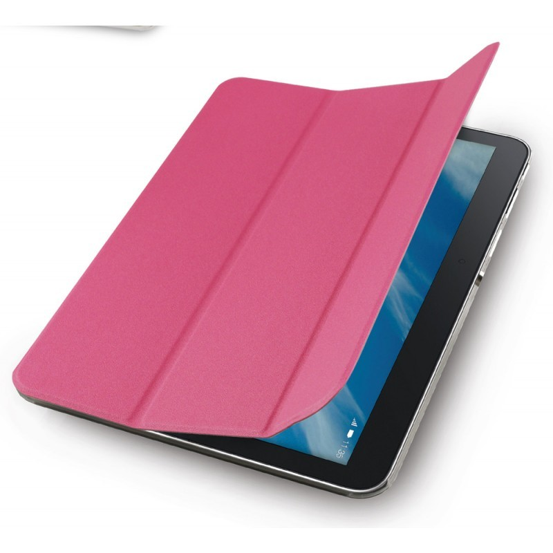 Muvit Smart Stand Case Galaxy Tab 4 10.1 inch Pink