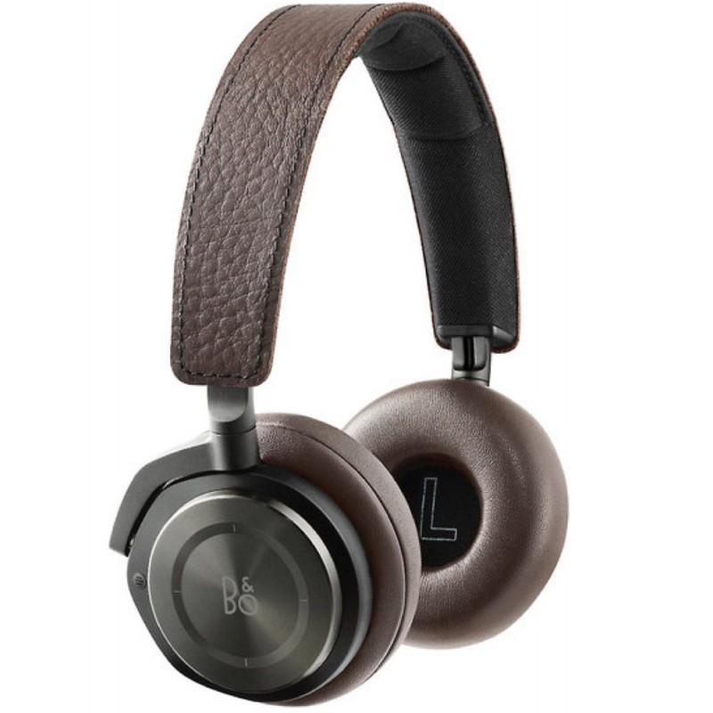 BeoPlay Headset H8 Gray Hazel
