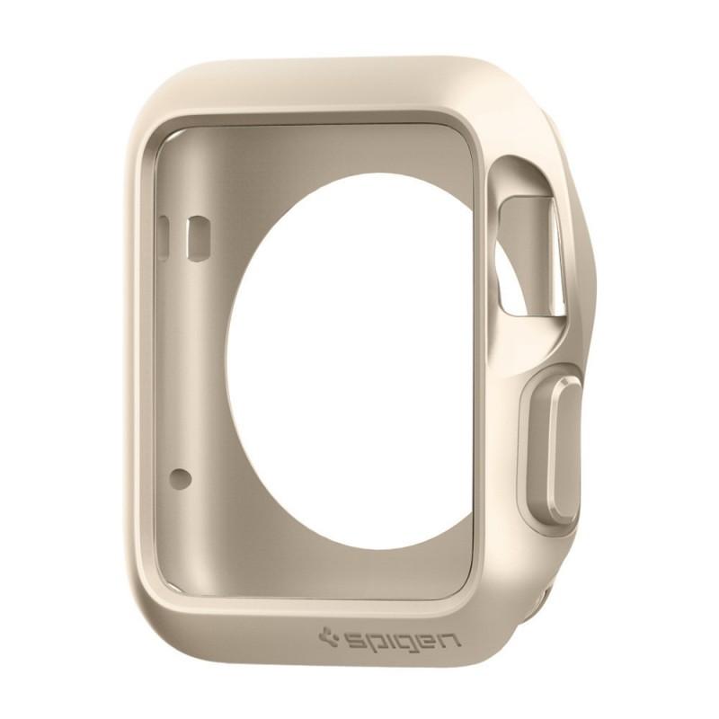 Spigen Slim Armor Apple Watch 38mm Silver