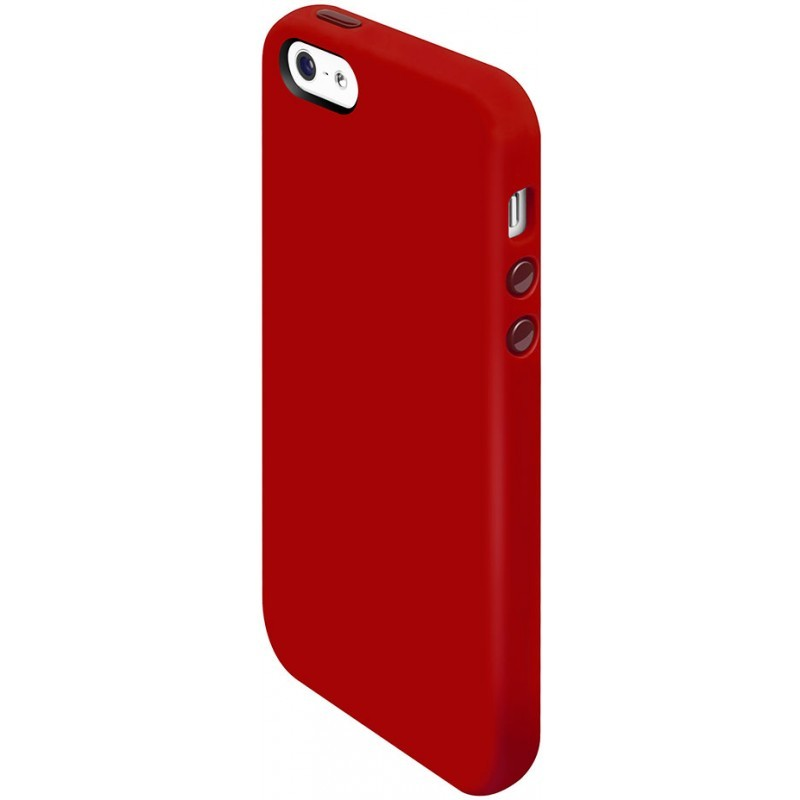 Colors iPhone 5 / 5S Crimson Red