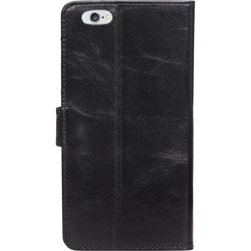 DBramante1928 Copenhagen iPhone 6 Plus / 6S Plus Folio Case Schwarz