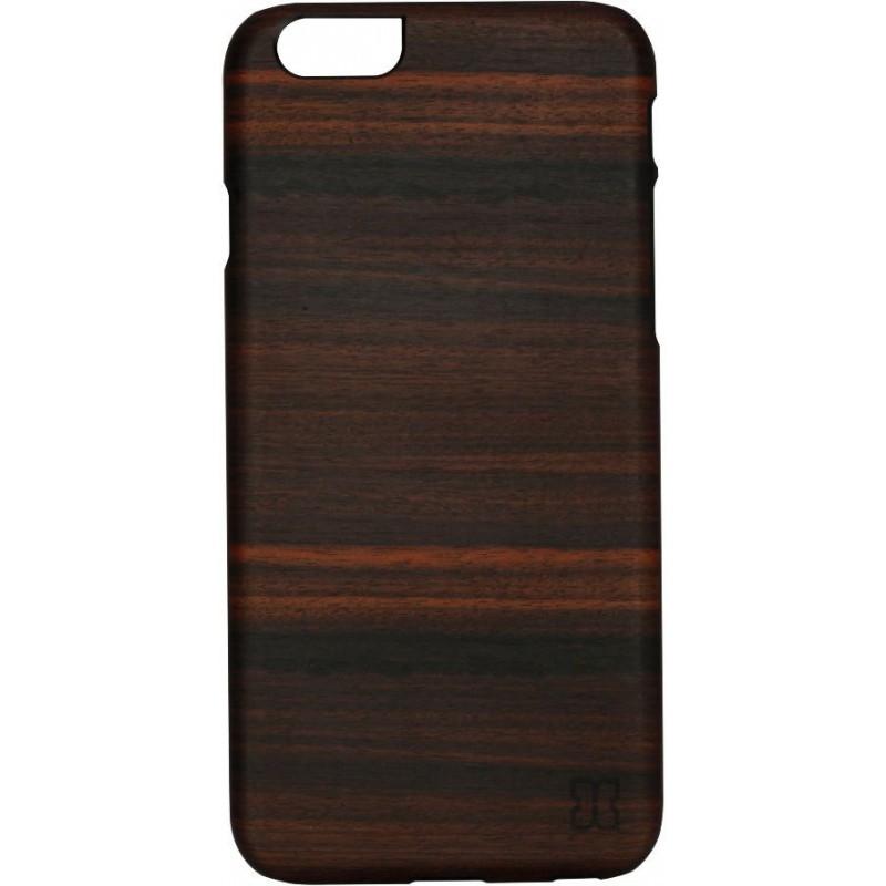 Man and Wood iPhone 6(S) Back case Ebony Black