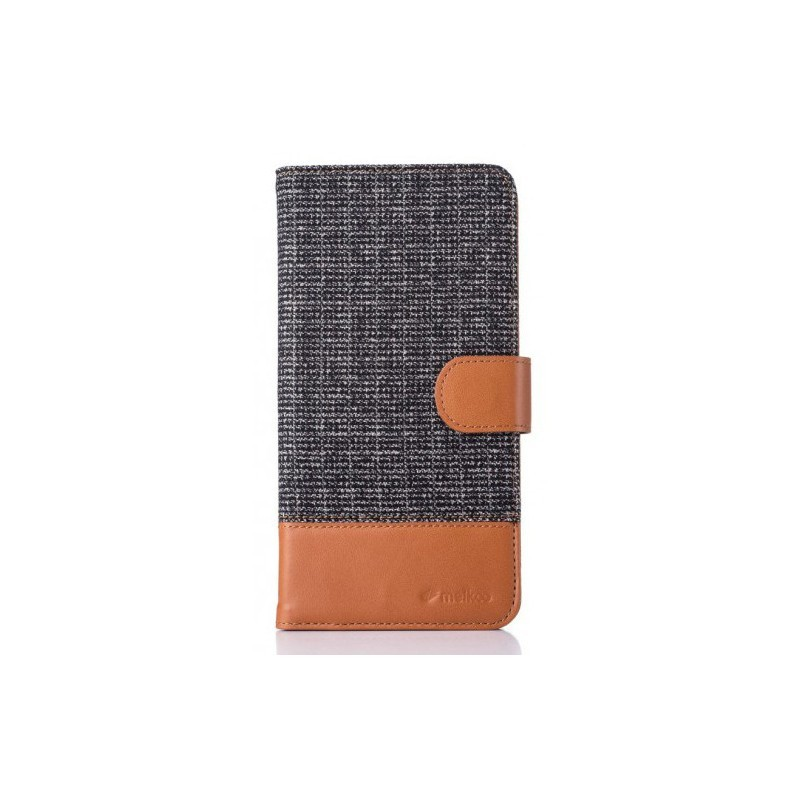 Melkco Holmes iPhone 6 / 6S Wallet Case Vintage Brown