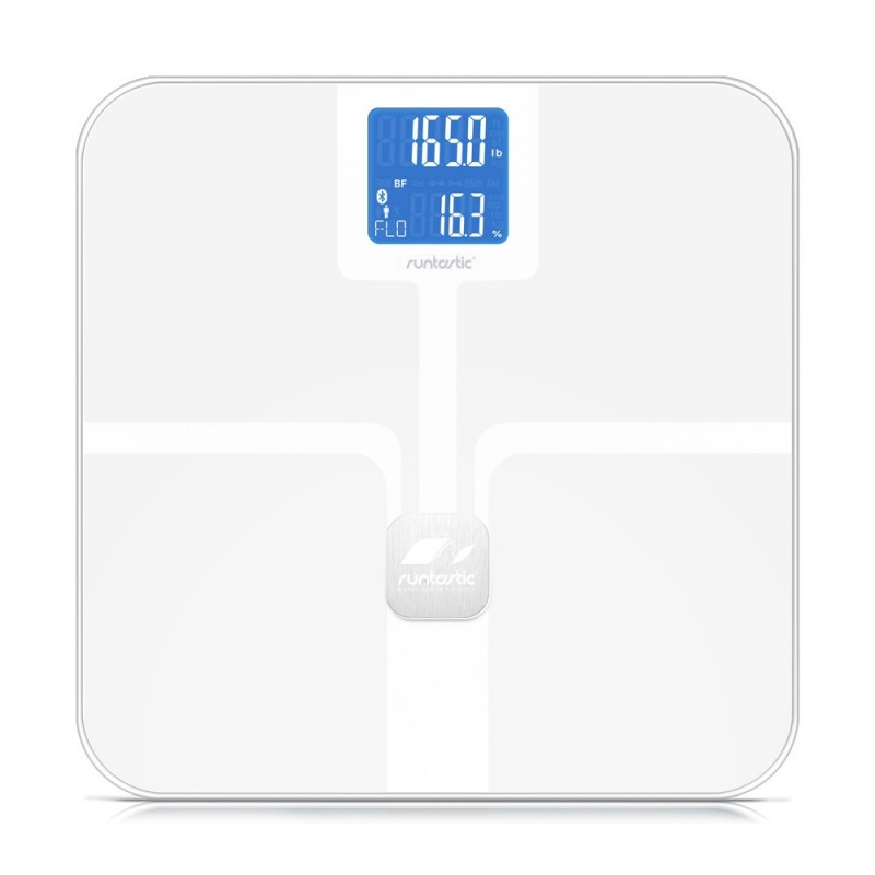 Runtastic Libra Scale White