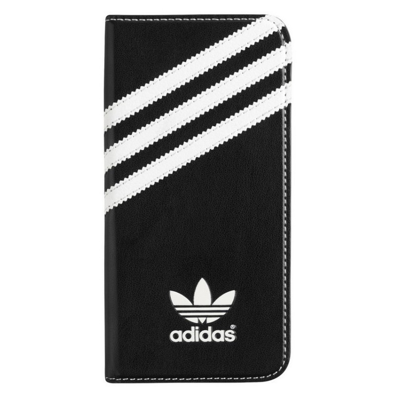 Adidas Booklet Case iPhone 7 schwarz