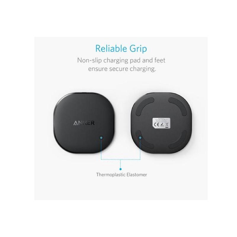 Anker PowerPort Wireless Charger 10W schwarz