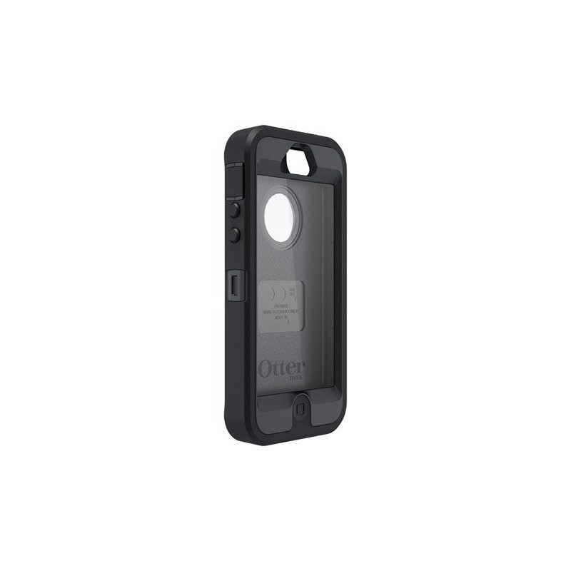 Otterbox Defender Case iPhone 5(S)/SE schwarz