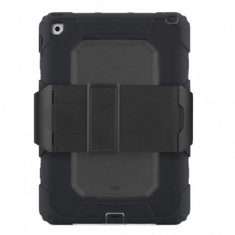 Griffin Survivor All-Terrain Case iPad 2017 schwarz