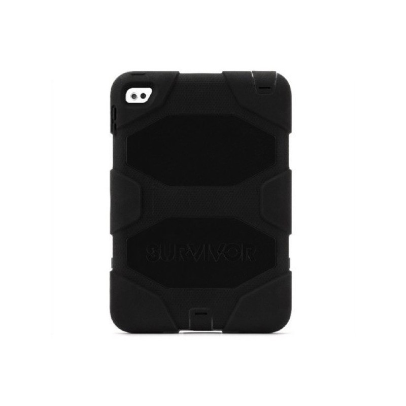 Griffin Survivor Hardcase iPad Mini 4 schwarz