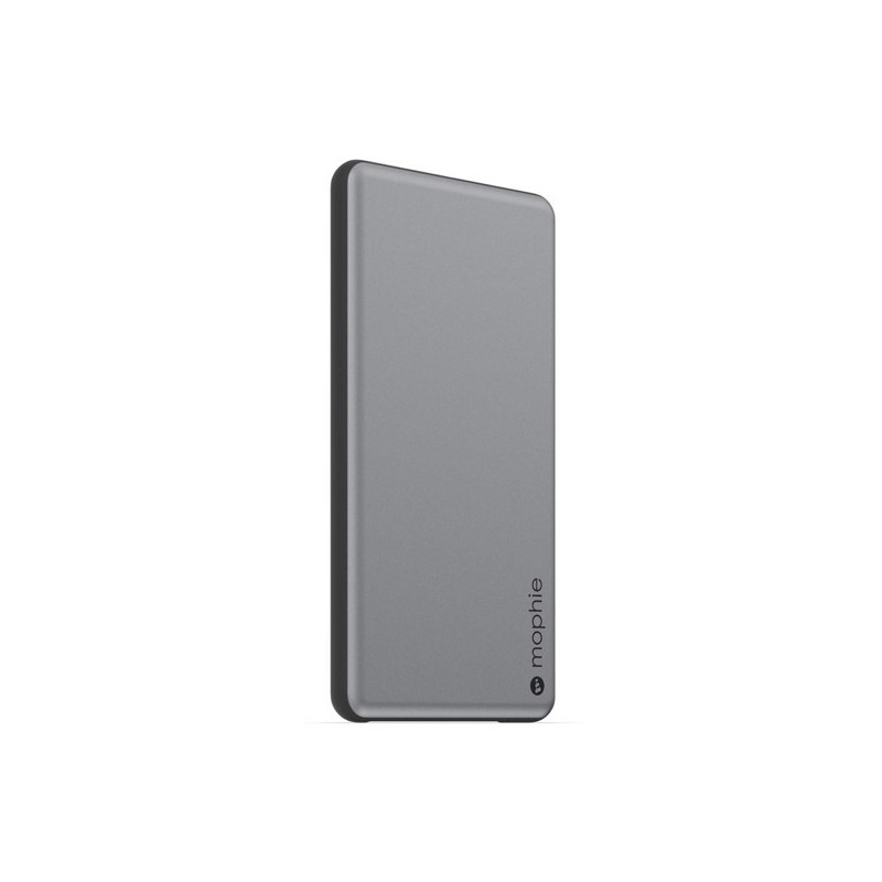 Mophie Powerstation plus Mini 4K Grau