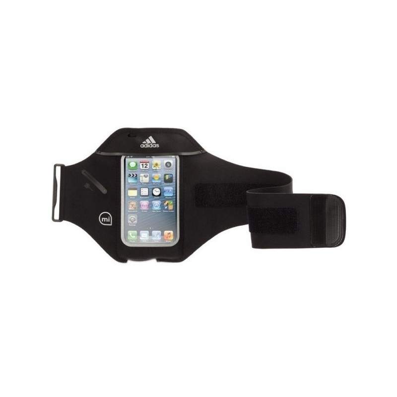 Griffin Adidas miCoach Armband iPhone 5(S)/SE schwarz