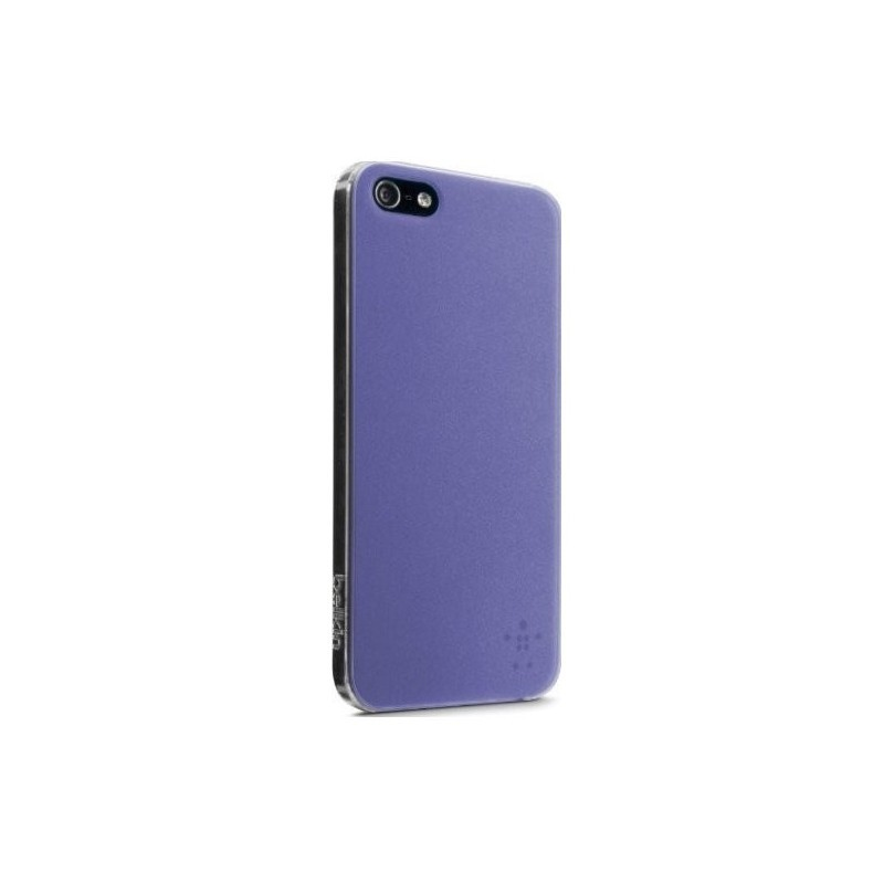 Belkin View case iPhone 5(S)SE purpur
