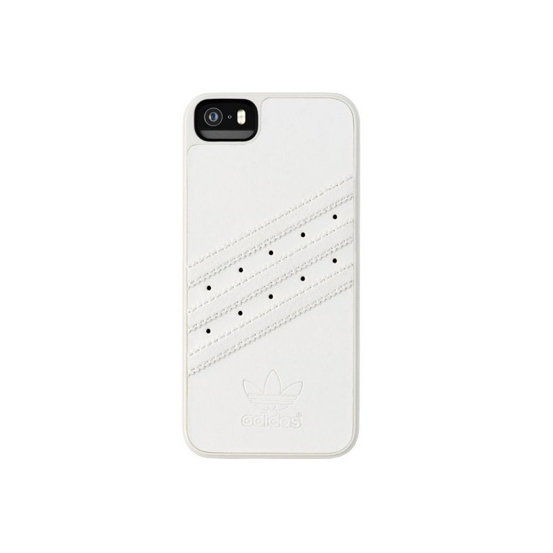 Adidas Moulded Case iPhone 5(S)/SE weiß