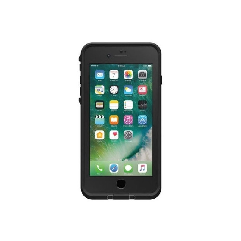 Lifeproof Fre iPhone 7 Plus Asphalt schwarz