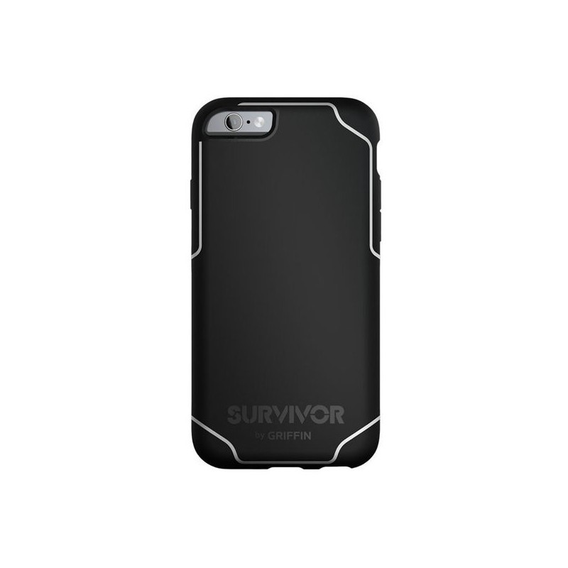 Griffin Survivor Journey iPhone 6(S) Plus schwarz/weiß