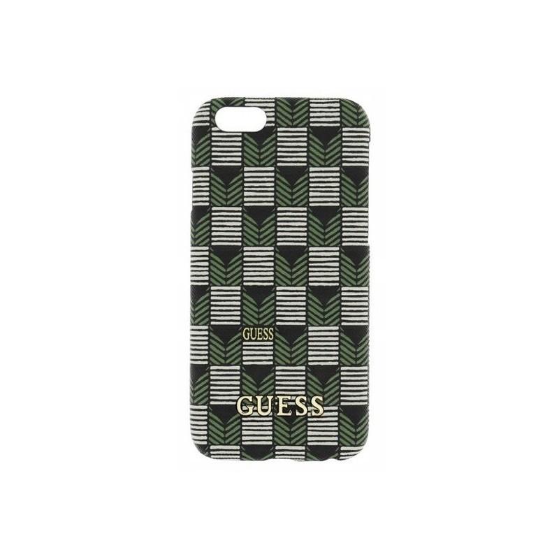 Guess Jet Set Hardcase iPhone 6(S) groen