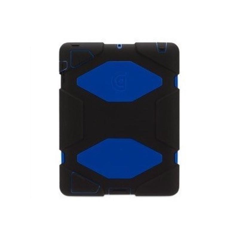Griffin Survivor Hardcase iPad 2/3/4 blau-schwarz