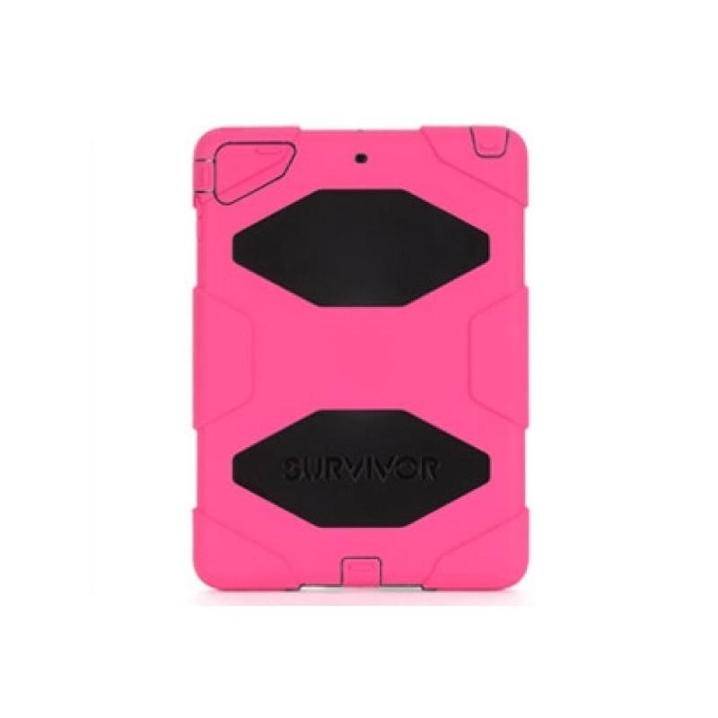 Griffin Survivor Hardcase iPad Air 1 Rosa