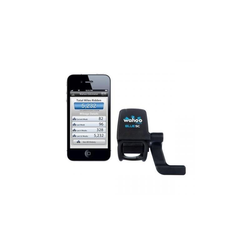 Wahoo Fitness Blue SC Geschwindigkeits- und Trittfrequenz- Sensor