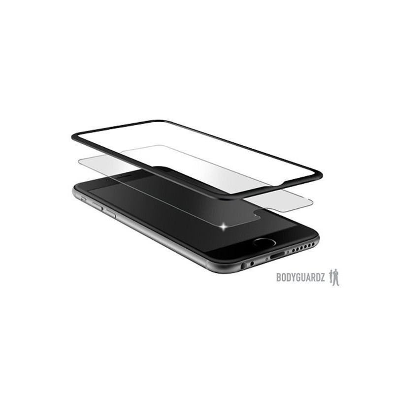 BodyGuardz Pure Glass Crown Displayschutz iPhone 6(S)