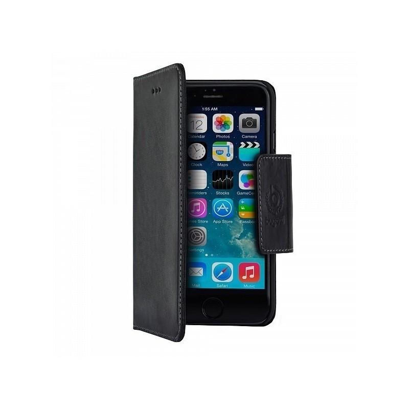 Bugatti BookCover iPhone 6(S) schwarz