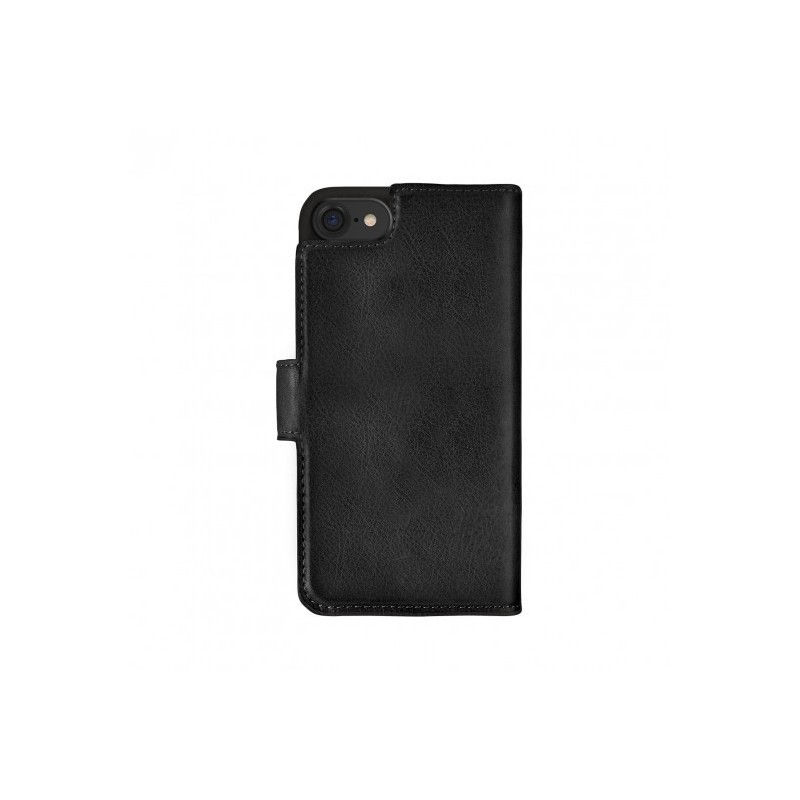 Bugatti Berlino Booklet Case 2 in 1 iPhone 7 schwarz