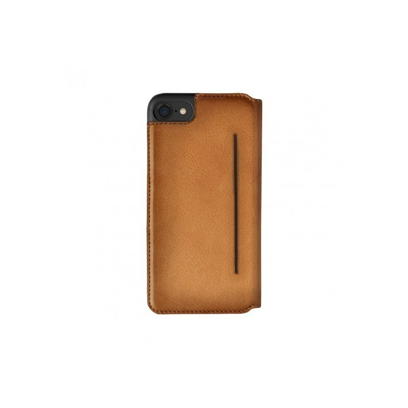 Bugatti Parigi Booklet Case iPhone 7 braun