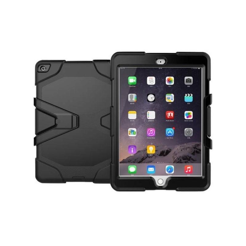 Casecentive Ultimate Hardcase iPad 2017 / 2018 schwarz
