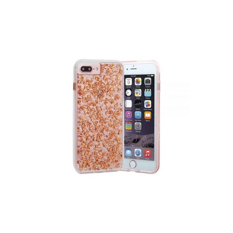 Case-Mate Karat Case iPhone 6(S)/7 Plus Roségold