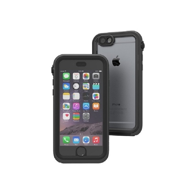 Catalyst waterproof Case iPhone 6(S) schwarz