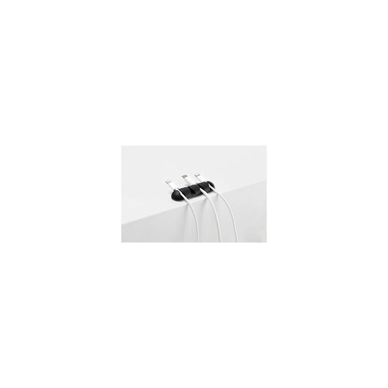 Bluelounge CableDrop Multi 2er Pack schwarz