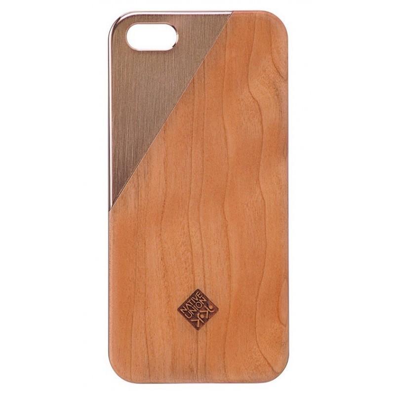 Native Union Clic Metal iPhone 5 / 5S / SE Cherry Rose