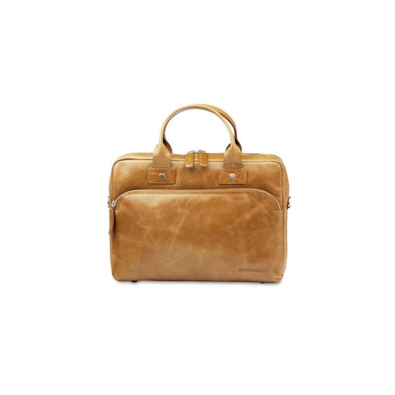DBramante1928 Helsingborg Laptop-Tasche 14 inch braun