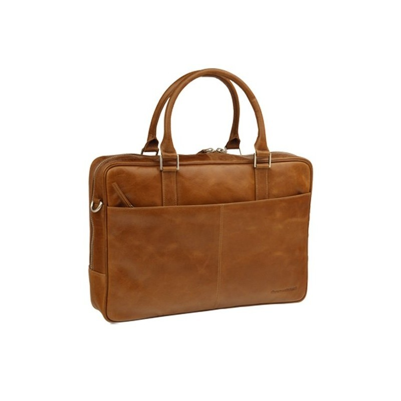 "DBramante1928 Leder Business Bag 16"" Rosenborg braun"