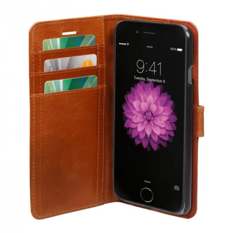 DBramante1928 Leder Wallet Folio Case iPhone 6(S) Plus