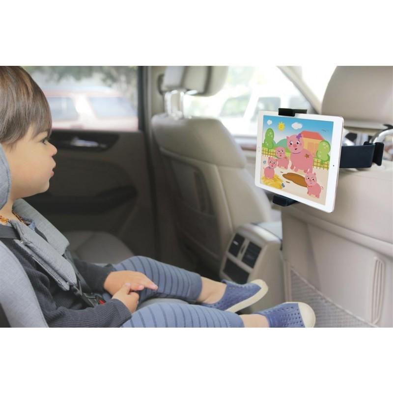 kenu airvue headrest tablet ipad autohalterung. Black Bedroom Furniture Sets. Home Design Ideas