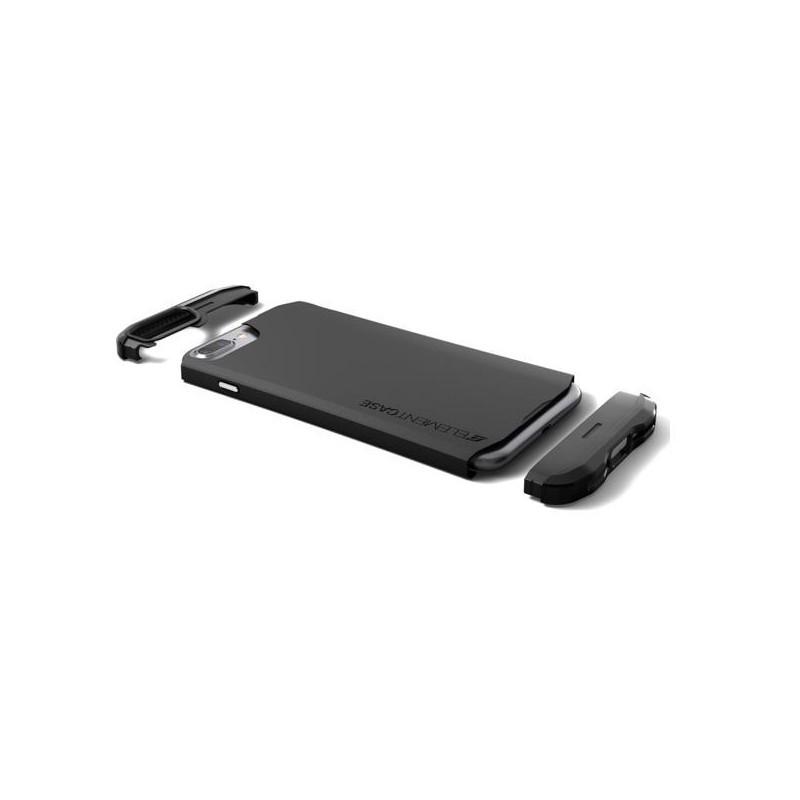 Element Case Aura iPhone 7 Plus schwarz