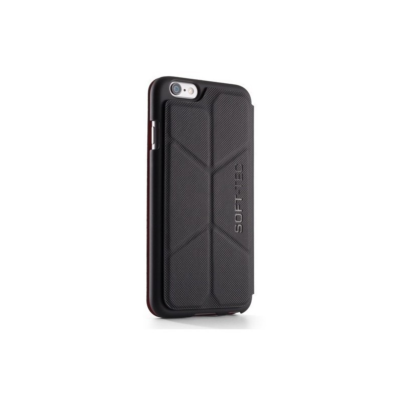 Element Case Soft-Tec Wallet iPhone 6(S) schwarz