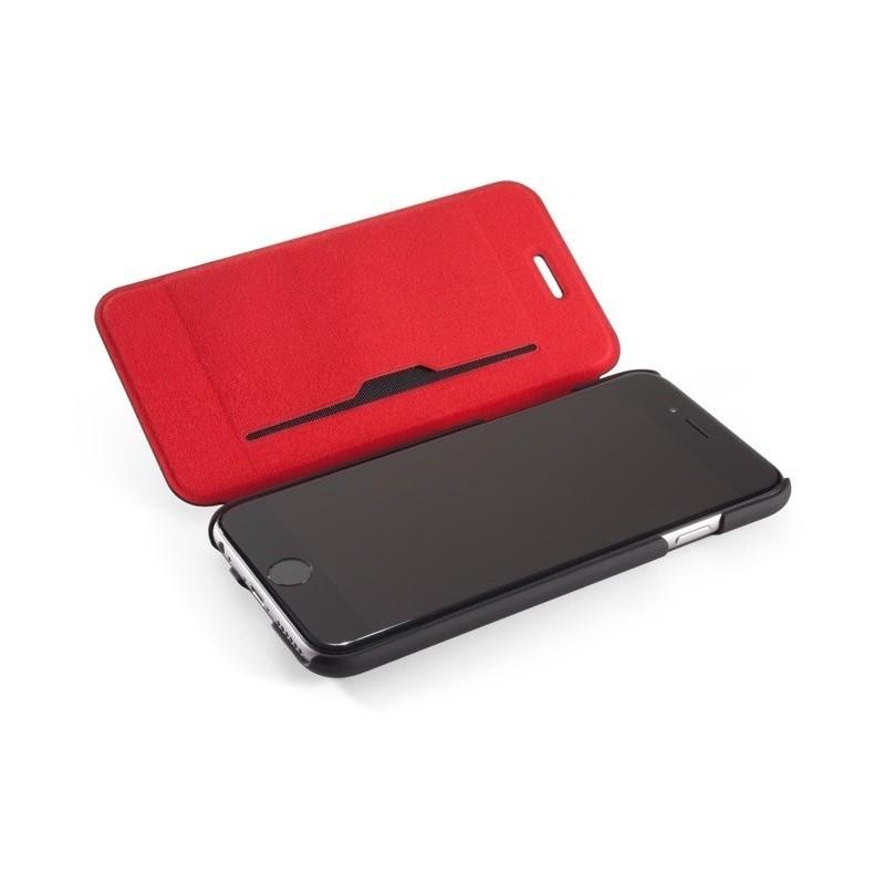 Element Case Soft-Tec Wallet iPhone 6(S) schwarz