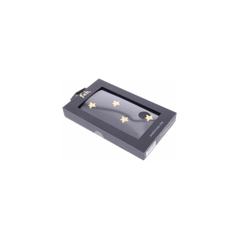 Fab Star Book Case iPhone 6(S) Plus schwarz