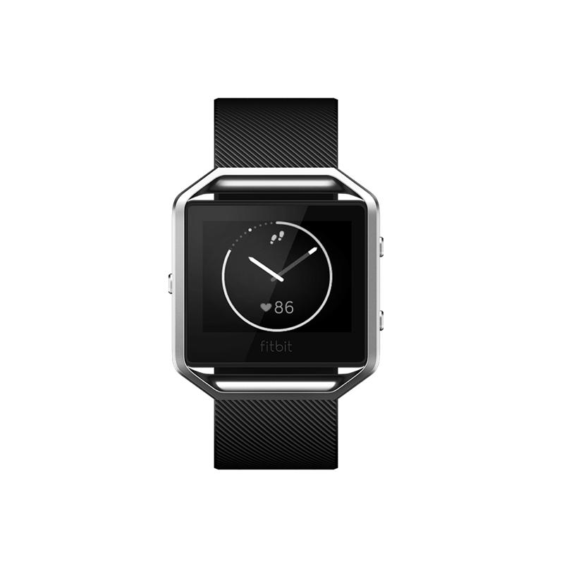 Fitbit Blaze small schwarz