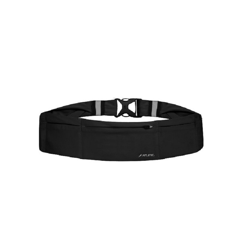 Fitletic 360 Belt Laufgurt Medium schwarz