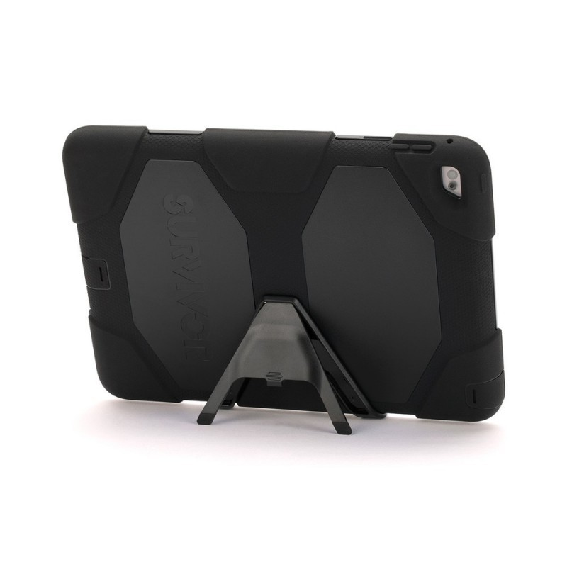 Griffin Survivor Hardcase iPad Air 2 schwarz