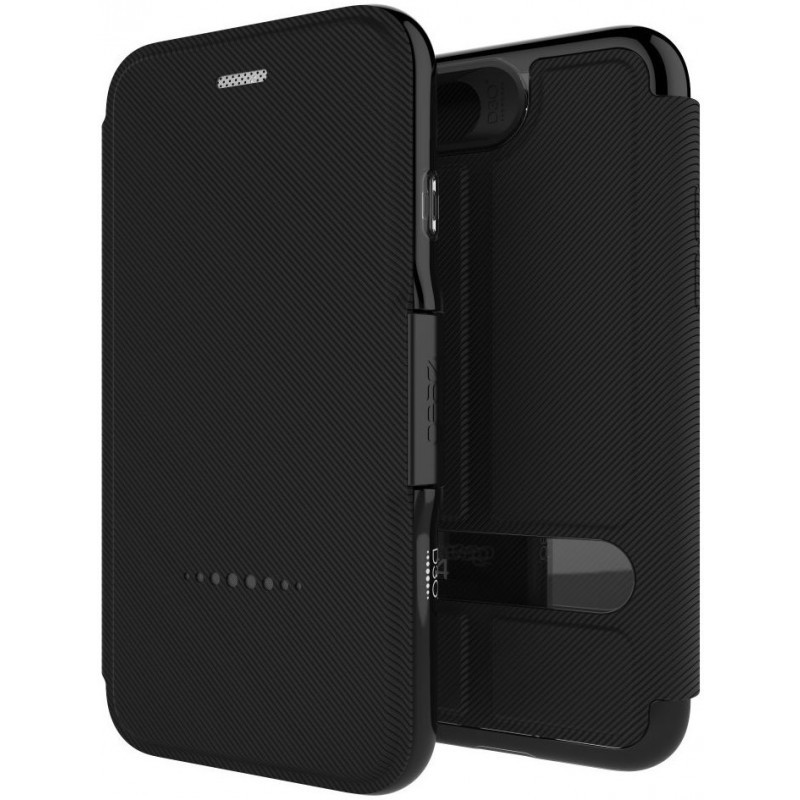 GEAR4 D3O Oxford iPhone 7 schwarz