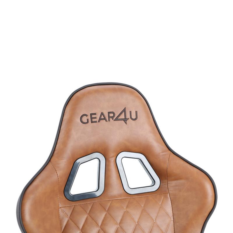 Gear4U Elite Office Chair braun