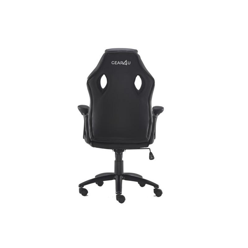 Gear4U Rook Gaming Stuhl Schwarz