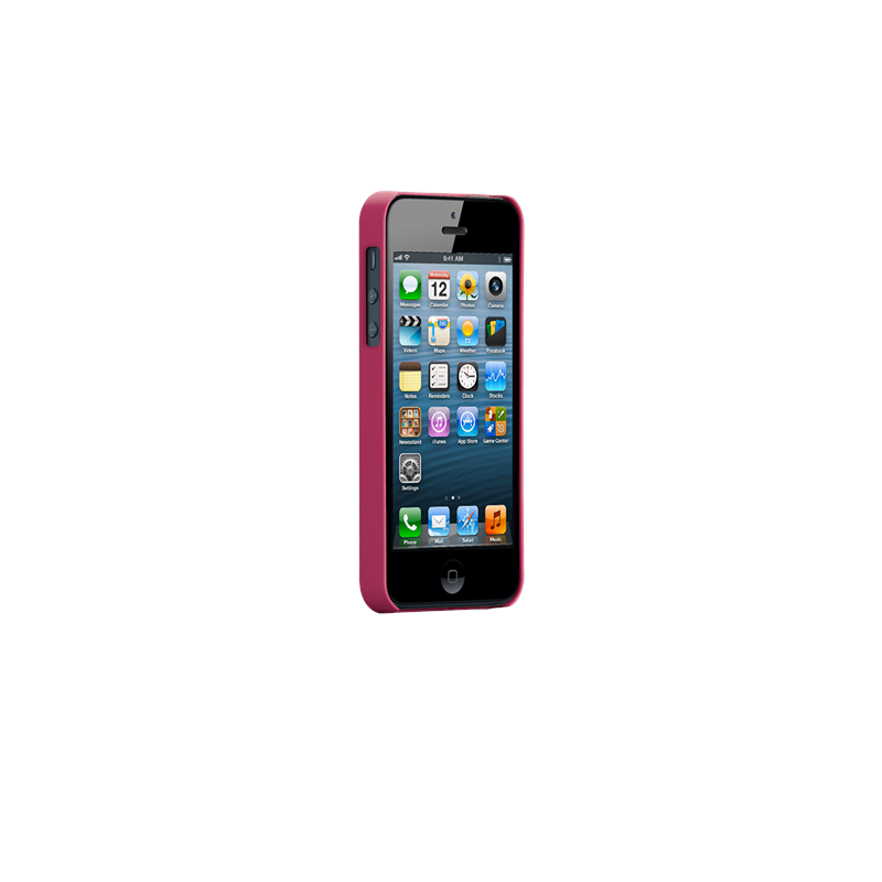 Case-Mate Barely There iPhone 5(S)/SE rosa