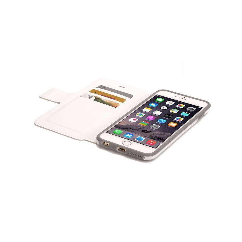 Griffin Identity Wallet iPhone 6(S) weiß